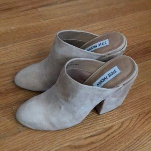 34e0e77fc50 Steve Madden Shoes - Steve Madden Stela Slip-On Booties